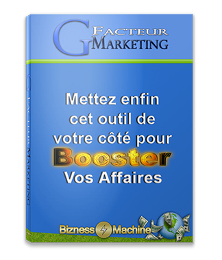 G Facteur Marketing