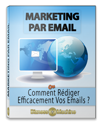 Marketing par Email - Droit de Revente Simple