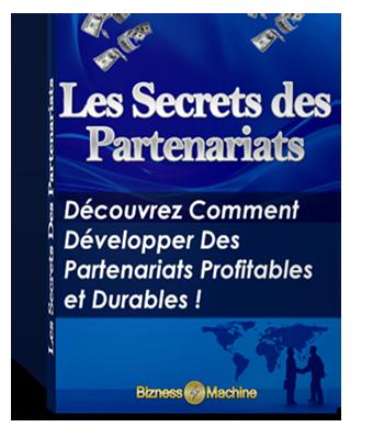 Les Secrets des Partenariats - Droit de Revente Simple