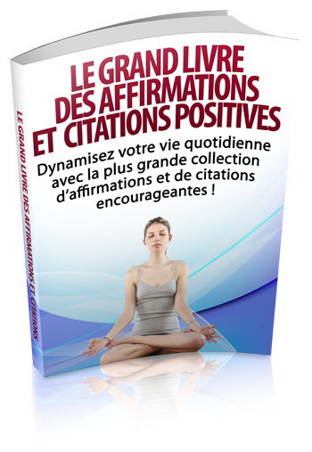 grand livre des citations inspirantes