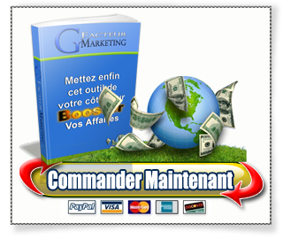 Je commande le Guide G Facteur Marketing