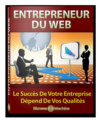Entrepreneur du web - Droit de Revente Maître