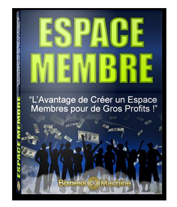 Espace membre - Droit de Label Privé